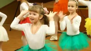 детский танец пляшут белки, пляшут зайцы 2016