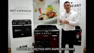 FALCON CLASSIC DELUXE 90cm Dual Fuel Range Cooker