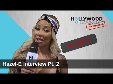 Hazel-E talks Lil Uzi in Her DM's, Cast of LHHH on Hollywood Unlocked [UNCENSORED]