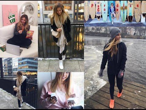 Luisas Life 1/2016: Hamburg, Sport Motivation, Home Office, Glaubens Vlog (Elim Gemeinde)