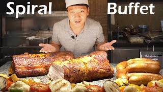 LEGENDARY All You Can Eat Buffet in Manila Philippines - Spiral Buffet Review thumbnail