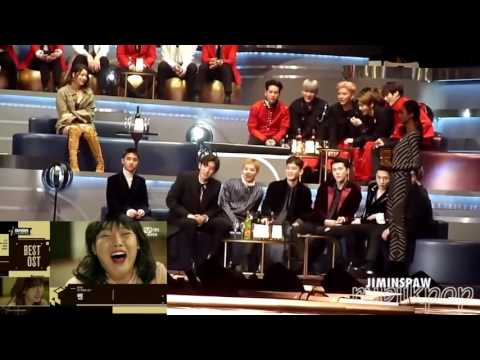 BTS, EXO, MONSTA X, and Ailee Reaction to...