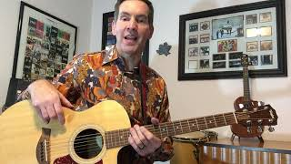 The Song We Were Singing   Paul McCartney   Guitar Lesson