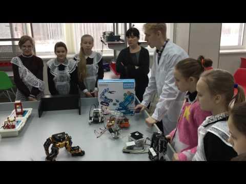 В Саранске открылся детский технопарк