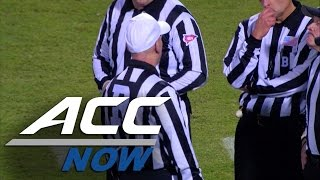 Miami vs. Duke Officiating Crew Suspended by Conference | ACC Now