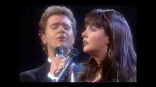 PHANTOM OF THE OPERA    (All I Ask of You)  SARAH BRIGHTMAN & MICHAEL BALL