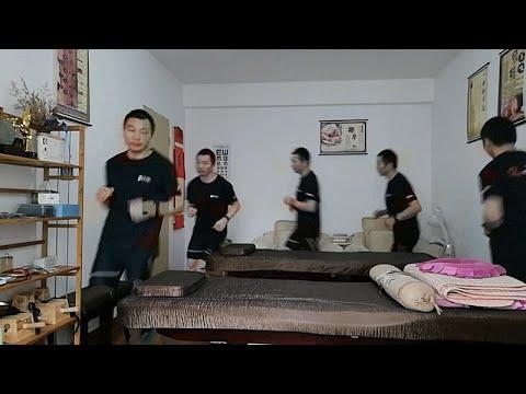 Coronavirus: Uomo Corre Maratona In Appartamento