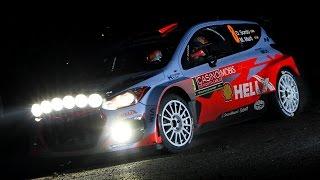 Vid�o WRC Rallye Monte Carlo 2015 - Day 1 [HD] par Palbo46 (2192 vues)