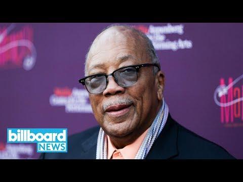 Quincy Jones 'Reveals' JFK Killer, Calls Beatles 'Worst Musicians in the World'   Billboard News