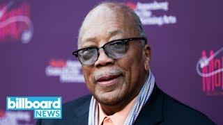 Quincy Jones 'Reveals' JFK Killer, Calls Beatles 'Worst Musicians in the World' | Billboard News