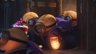 Minions movies Despicable Me the great funny video