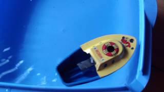 bateau à moteur pop pop HD