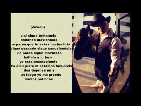 Bailalo a lo loco -  Jowell y Randy Ft 3Ball MTY (Letra+picture+link de descarga)