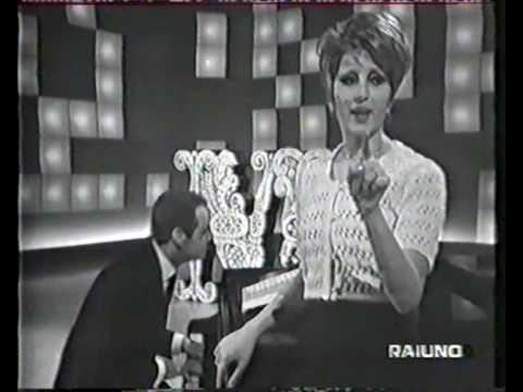 Mina  Mazzini  & J. Dorelli _ Live duet 1966
