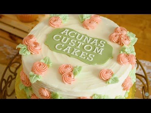 Acuna's Custom Cakes | Atlanta, Gainesville & North Georgia Wedding Bakery