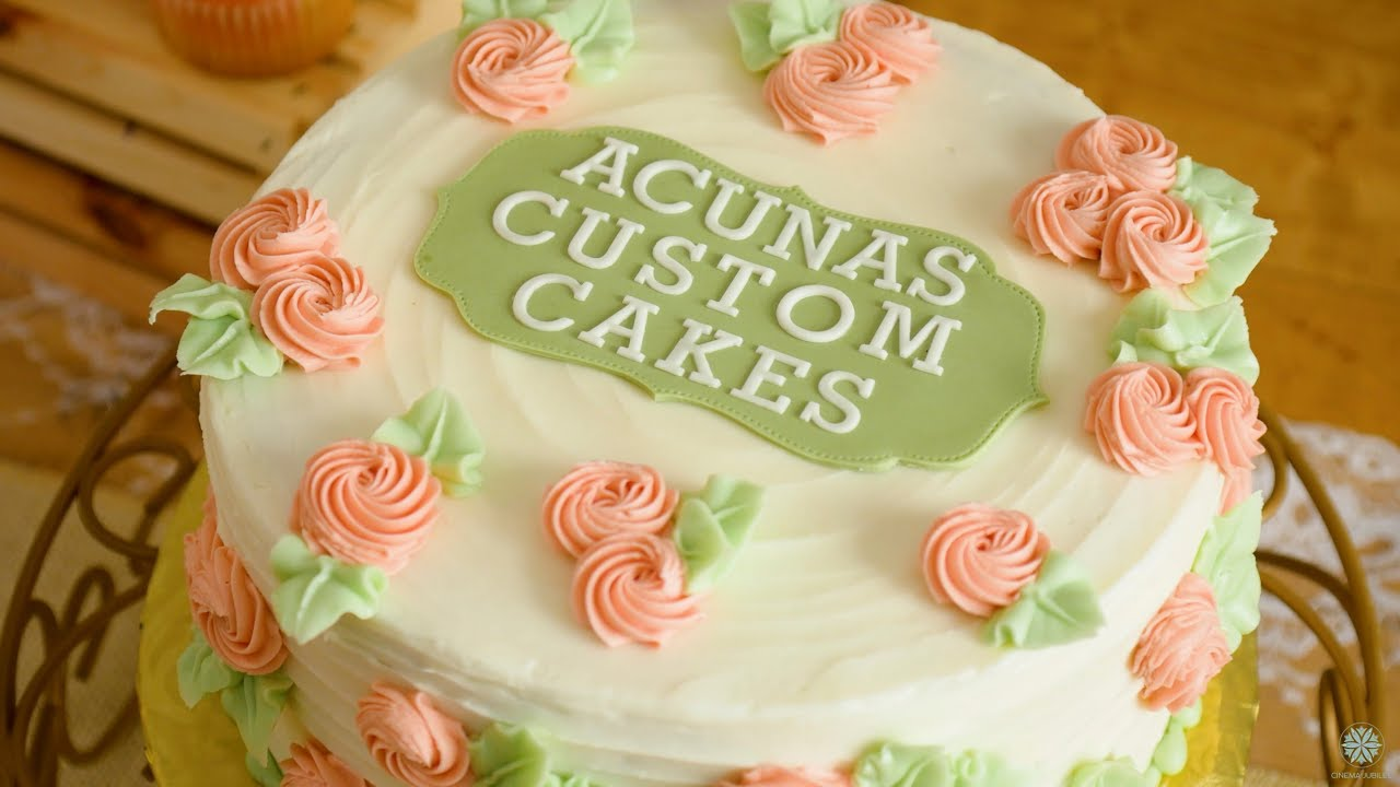 Acuna\'s Custom Cakes | Atlanta, Gainesville & North Georgia Wedding ...