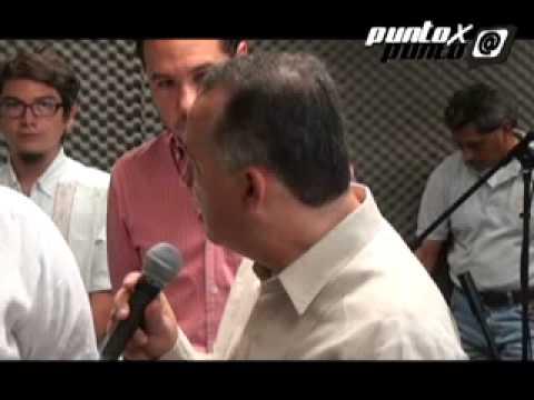 Inauguración de estudio de grabación en Radio Voces Campeche