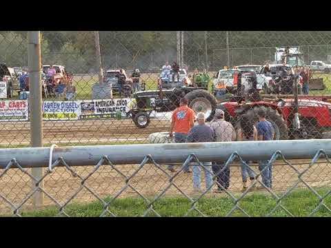 Mercer Raceway Park Truck & Tractor Pulls