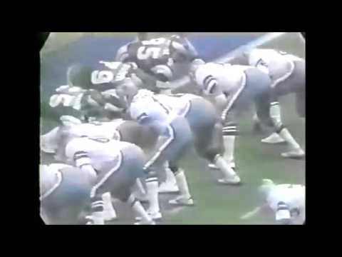 1977 Week 12 Philadelphia  Eagles at Dallas Cowboys