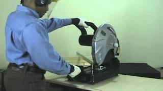 Build Your Own Audio Shelf 15 - Cutting Metal Edging For Plywood Shelves