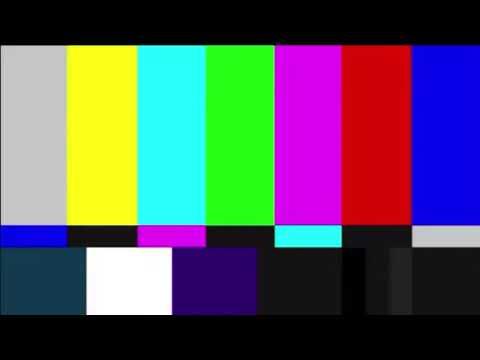Футаж сломанный телевизор 📺