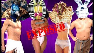 The Masked Singer Revealed: All Celebrities EXPOSED! What Now?