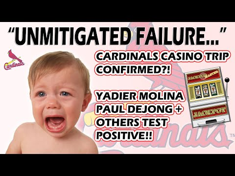 Casino Trip Confirmed! MLB Players Ruining Season!  13 CARDINALS & 21 MARLINS POSITIVE!!