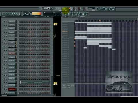 Hip-Hop/ Dirty South/ Rap Instrumental!!! Prod. By Universal Beatz