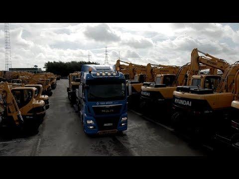 Transport Media - Suivo - Van Moer Logistics