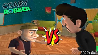Scary Robber Home Clash - Z & K Games - NEW GAME RELEASED