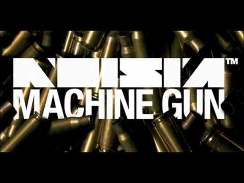 Noisia -- Machine Gun (Amon Tobin Remix)