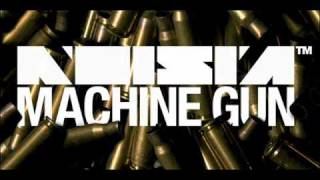 Noisia -- Machine Gun (Amon Tobin Remix)