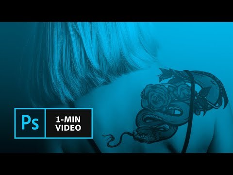 How To Apply A Realistic Tattoo In Photoshop | Adobe Creative Cloud
