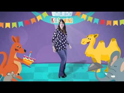 La danza per la panza | Canzoni per bambini | Youtube