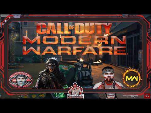 Modern Warfare - Gameplay in Warpaint - Game 5/7 |