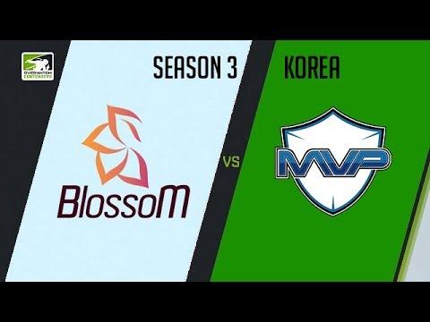 BlossoM vs MVP Space vod