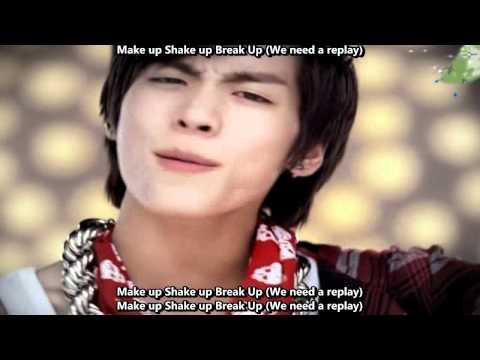 SHINee - Noona You're So Pretty (Replay) MV [English subs + Romanization + Hangul] 720p