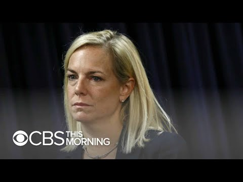 Kirstjen Nielsen resignation is part of massive DHS overhaul