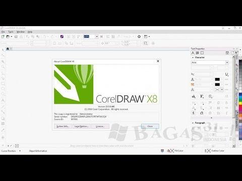 coreldraw graphics suite x8 18.0 full + keygen