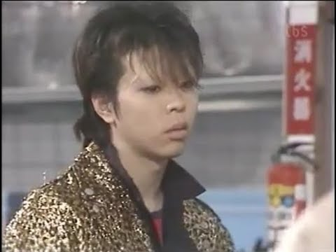 BOOWY 諸星アツシ ドラマ出演映像(茜さんのお弁当)【1981】
