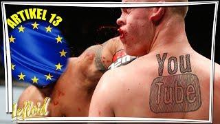 Artikel 13 -  IST WIRKLICH DAS ENDE VON YOUTUBE (wie ihr es kennt)!