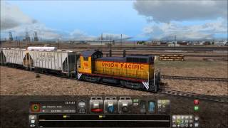 Train Simulator 2013 - EMD SW10 Switcher Union Pacific