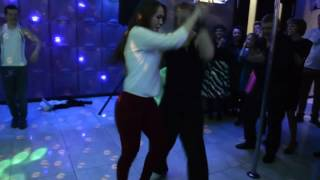 MIx Dance Crew - the birthday of Alexandra (18/02/17)