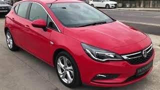 171 Vauxhall Astra SRI 1.6CDTI Review