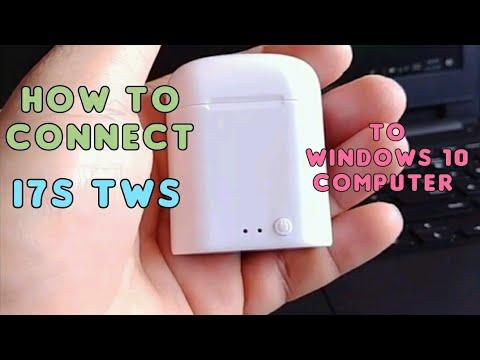 how-to-pair-i7-mini-tws-airpods-knock-off-to-windows-10-laptop