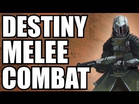 Destiny News Melee Combat Gameplay Combos Assassinations