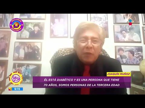 ¡Joaquín Muñoz espera que el presidente llame a Juan Gabriel para que haga aparición!   Sale el Sol