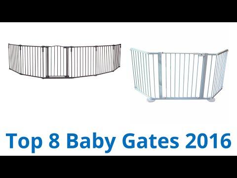 8 Best Baby Gates 2016