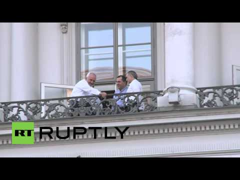 Austria: Iranian delegation take a breather from crucial P5+1 nuclear talks