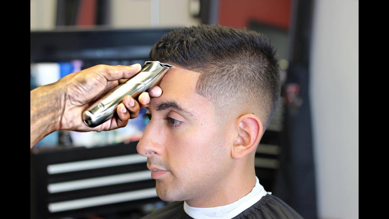haircut drop skin
